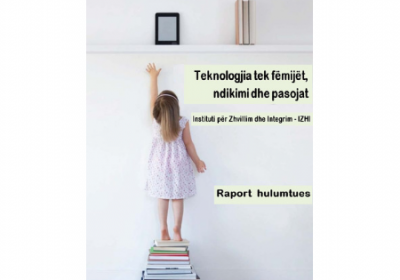 Technology in Children, Impact and Effects